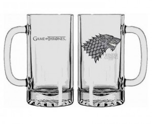 chope game of thrones starks