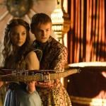 Jack Gleeson as Joffrey Baratheon, Natalie Dormer as Margaery Tyrell