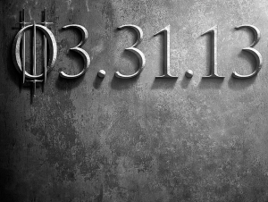 game of thrones 31 mars 2013 Saison 3