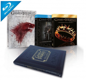 game of thrones saison 2 dvd bluray