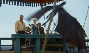 gane of thrones bande annonce saison 3 extended
