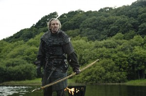 game of thrones 3x03 Brynden The Blackfish Tully