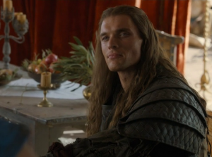 Daario naharis game of thrones 3x08