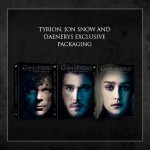 game of thrones dvd saison 3 tyrion, jon snow , daenerys