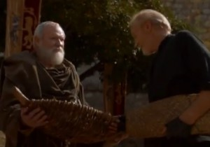 scene coupée game of thrones saison 3 tywin