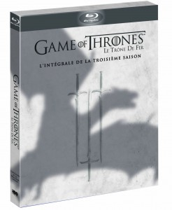 coffret blu-ray game of thrones saison 3