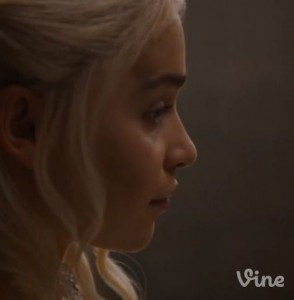 game of thrones Daenerys Vine