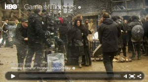 game of thrones coulisses saison 4