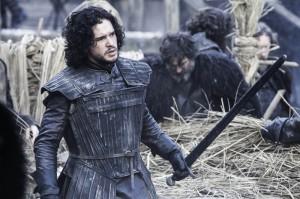 Jon-Snow saison 4 game of thrones 3