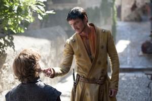 Tyrion et Oberyn Martell