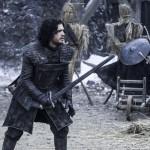 Jon Snow-got-4x04 game of thrones