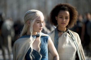 game of thrones 4x03 Dany et Missandei