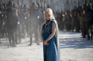 Game of Thrones Saison 4 : Photos de Break of Chains (spoilers)