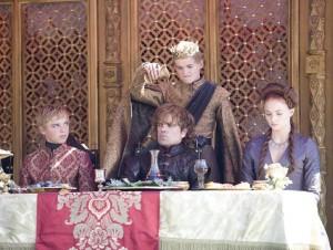 mariage joffrey