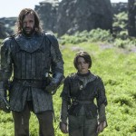 Game of Thrones 4x08 Arya et le Chien