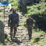 Game of Thrones 4x08 Arya et le Chien 2
