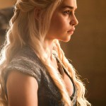 Game of Thrones 4x08 daenerys seule