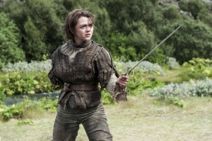 game of thrones 4x05 Arya