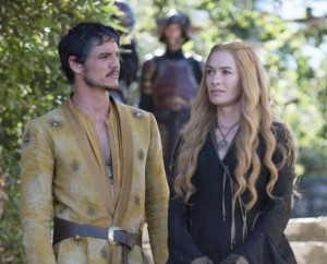 game of thrones 4x05 Oberin Martel Cersei Lannister