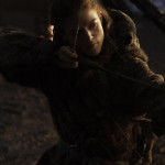Episode 4.09 - The Watchers on the Wall Ygritte