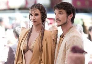 Oberyn et Ellaria