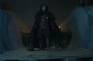 jon snow 4x09 game of thrones trailer