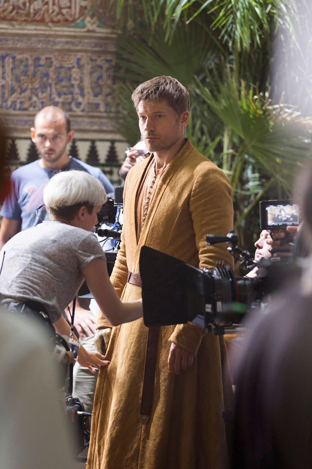 Jaime Lannister costume Dornien