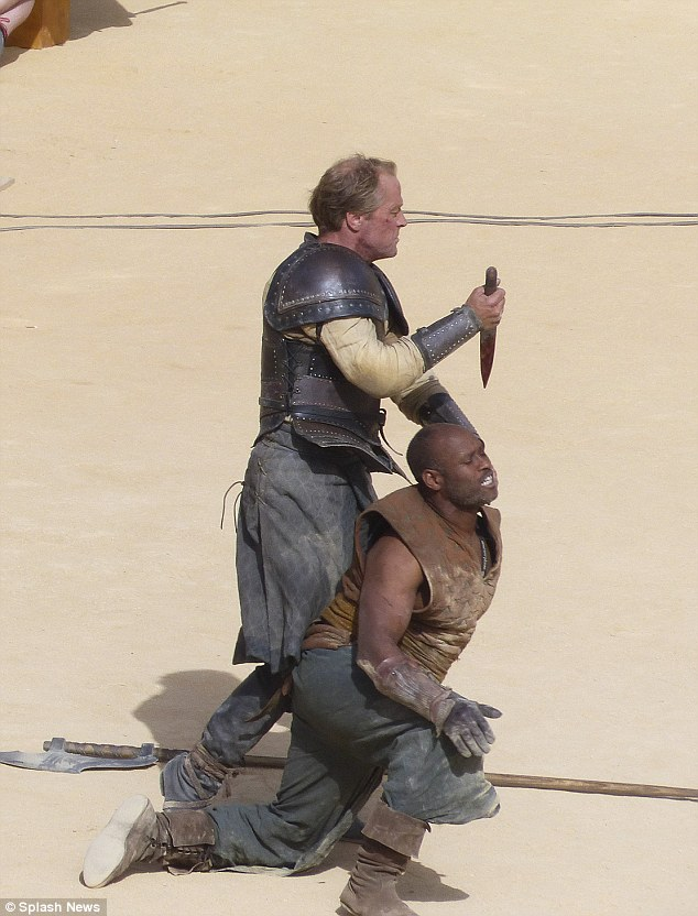 jorah saison 5 game of thrones