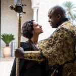 Indira-Varma-as-Ellaria-Sand-and-Deobia-Opaeri-as-Areo-Hotah_-photo-Macall-B.-Polay_HBO-1024x682