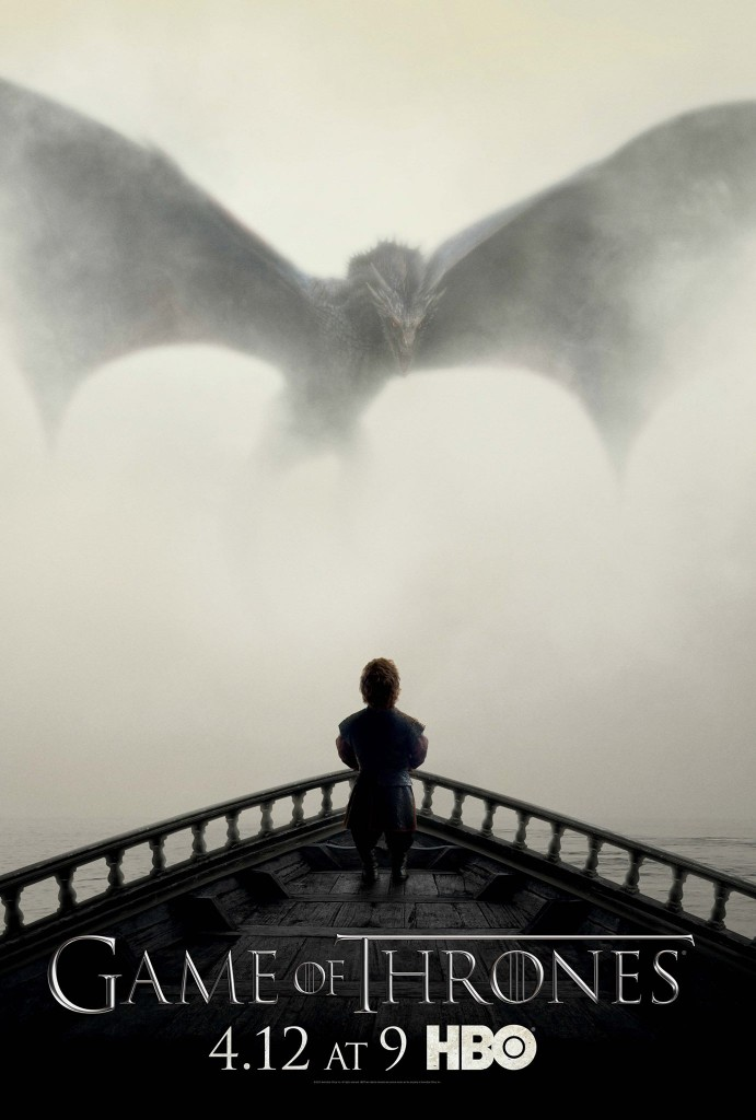 game of thrones saison 5 poster