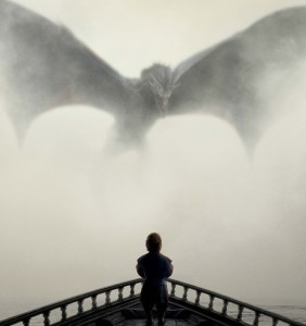 game of thrones saison 5 poster Dragon Tyrion