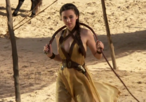 Sand Snakes Game of thrones saison 5