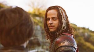 Tom-Wlaschiha-alias-Jaqen-Hghar - avec Arya