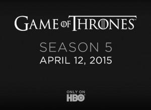 game of thrones saison 5 titres des épisodes