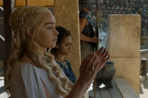 Dany Game of Thrones Saison 5