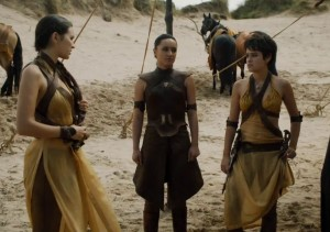 Game of Thrones 5x04 aspics des sables