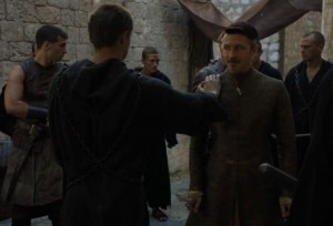 game of Thrones 5x06 littlefinger