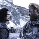 game of thrones 5x08 Jon Snow Tormund