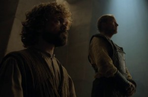 game of thrones 5x08 hardhome Tyrion et Jorah