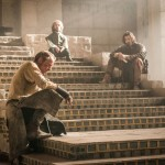 Game of thrones 5x10 season finale Tyrion, jorah, Daario