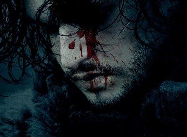 poster saison 6 game of thrones jon snow
