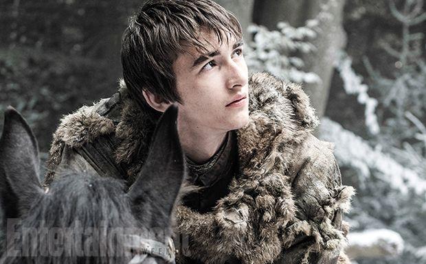 Premier aperçu de Bran Stark dans la saison 6 de Game of Thrones