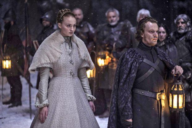 Game of Thrones a été la série la plus piratée de l'année 2015