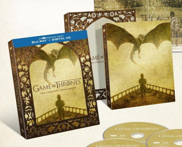 Vidéo : Histoire du dieu Multiface dans les bonus Blu-ray de la saison 5 de Game of Thrones