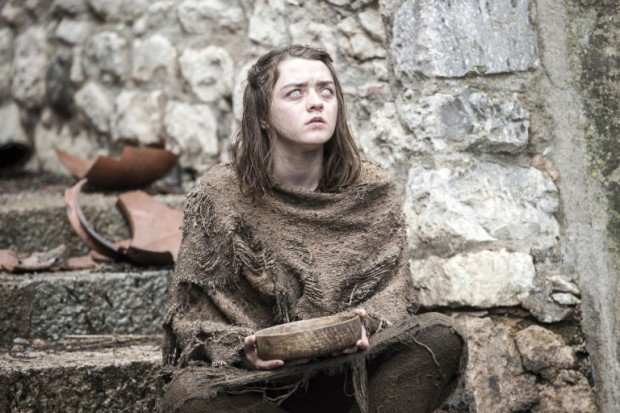 arya stark game of thrones saison 6