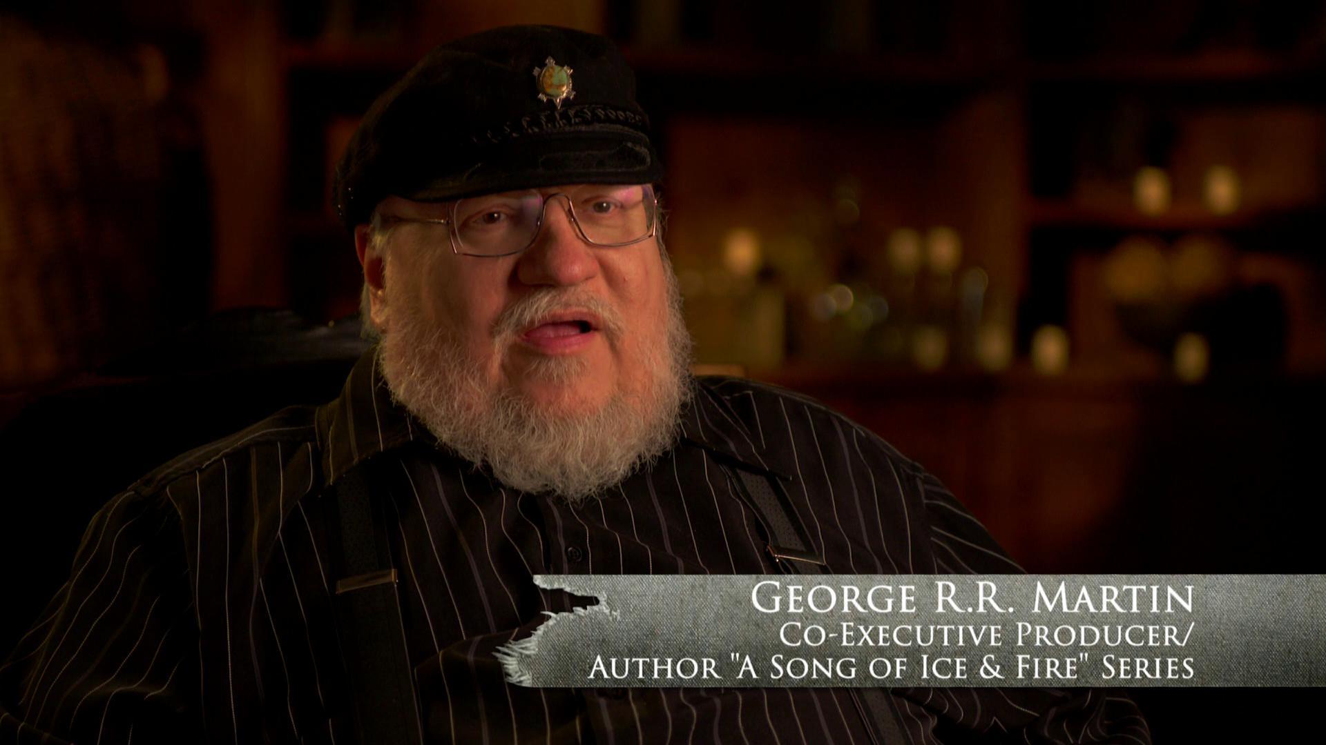 George rr martin bonus saison 5