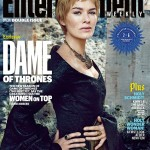 cover game of thrones EW Cersei