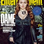 cover game of thrones EW Sansa