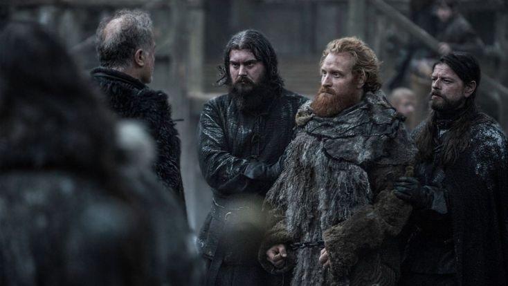 Vidéo : Scène coupée de la saison 5 de Game of Thrones avec Tormund