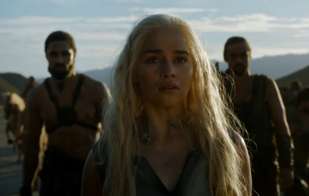 game of thrones saison 6 bande annonce daenerys